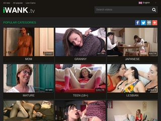 iWank TV (iwank.tv) Review and 12 Similar XXX Porn Sites